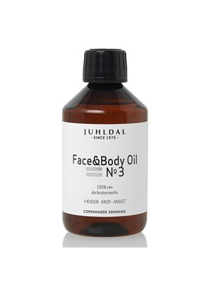 Juhldal Face&Body Oil No 3