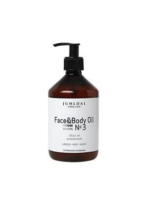 Juhldal Face&Body Oil No 3