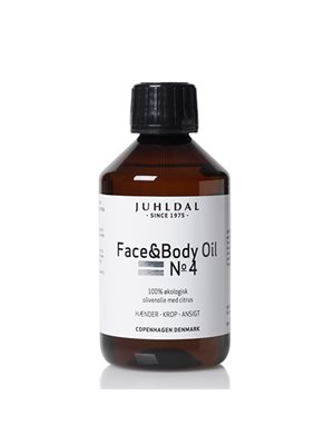 Juhldal Face & Body Oil Oliven Citrus