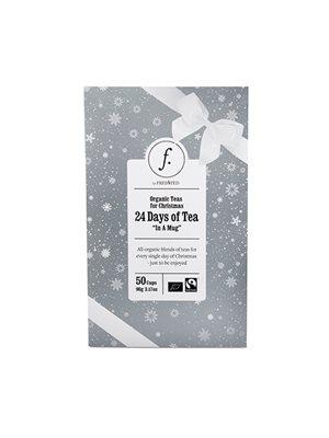 Julekalender 24 Days of Tea Ø