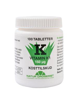K1-vitamin 150 mcg