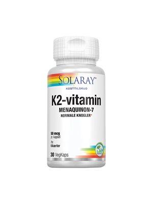 K2-vitamin 50 mcg