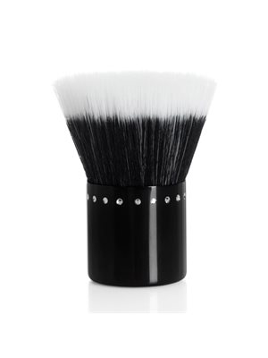 Kabuki Brush Black Diamond Duo Fiber Nilens Jord 111