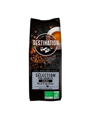 Kaffe bønner hele 100% arabica Ø