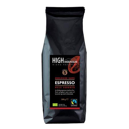 Kaffe Bønner Ø - Espresso High Mountain