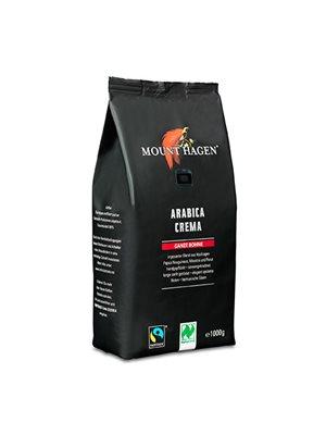 Kaffebønner Arabica Crema Ø