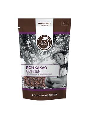 Kakao bønner hele raw Ø