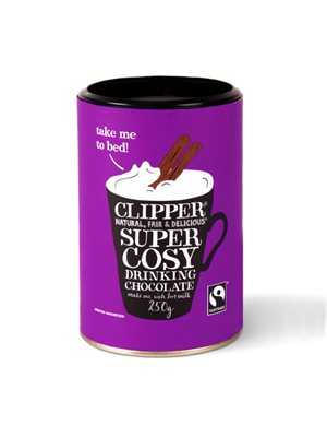 Kakao Fair Trade t. mælk  Clipper