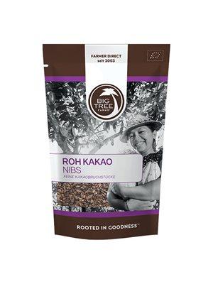 Kakaonibs raw Ø