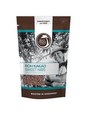Kakaonibs søde raw Ø