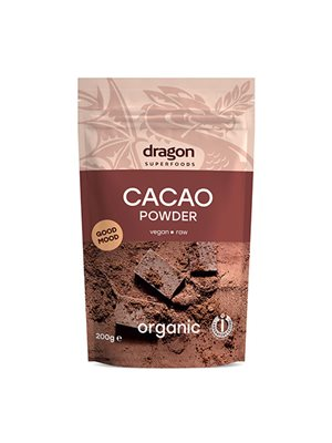 Kakaopulver Ø - Dragon  Foods