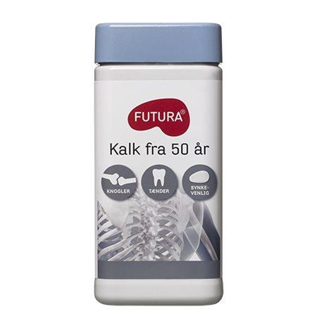 Kalk + D3 vitamin + magnesium fra 50 år Futura