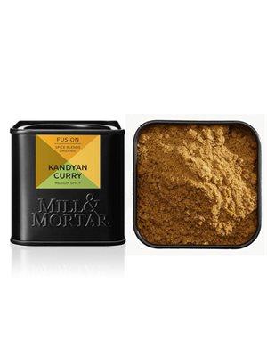 Kandyan curry  krydderiblanding Ø Fusion Mill & Mortar