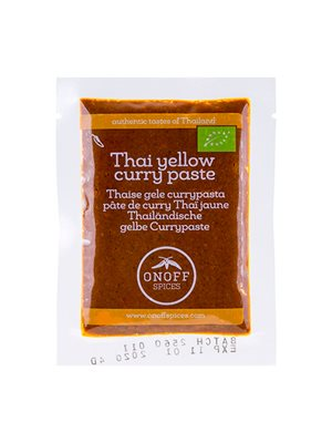 Karry paste thai gul Ø