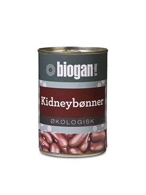 Kidney bønner på dåse Ø