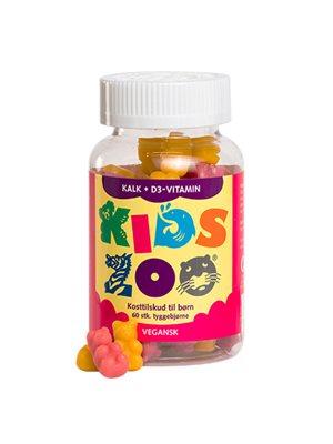 Kids Zoo Kalk + D