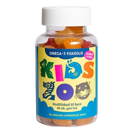 Kids Zoo Omega 3