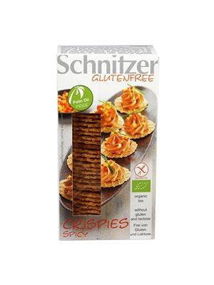 Kiks crackers pikant  glutenfri Ø