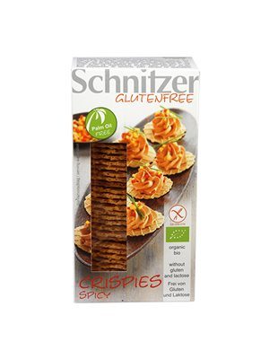 Kiks crackers pikant Ø glutenfri