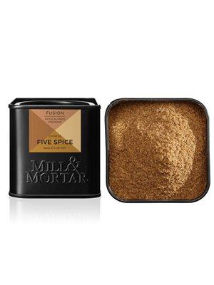 Kinesisk Five Spice  krydderiblanding Ø Mill & Mortar