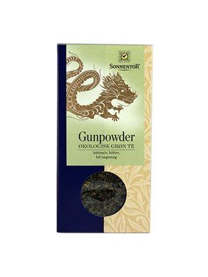 Kinesisk grøn te Gunpowder  Sonnentor Ø
