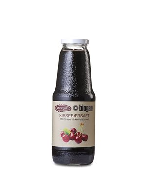 Kirsebærjuice Ø direkte presning