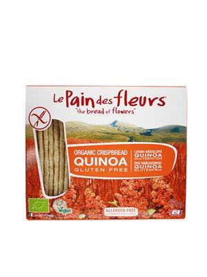 Knækbrød quinoa glutenfri Ø
