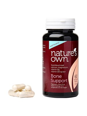 Knogler - Bone Support  Wholefood