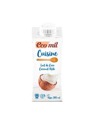 """Kokos alternativ """"fløde"""" Ø Ecomil"""
