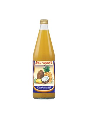 Kokos Ananas saft Ø