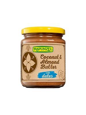 Kokos/mandel creme m. dadel Ø