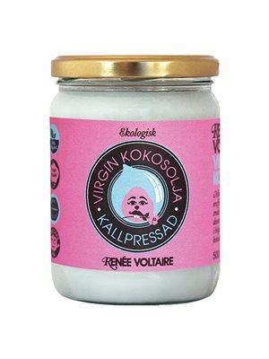 Kokos olie raw Ø René Voltaire