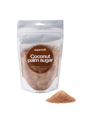 Kokos palmesukker Superfruit Ø palmesukker Ø Superfruit