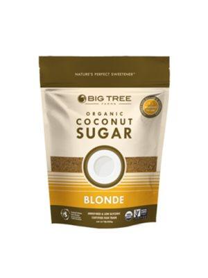 Kokosblomst sukker Ø