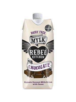 Kokosdrik m. Chokolade Mylk Ø