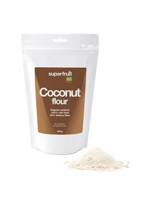 Kokosmel fiber Ø Superfruit