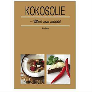 Billede af Kokosolie bog af Pia Birk