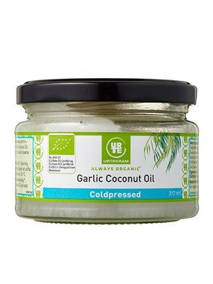 Kokosolie hvidløg Ø