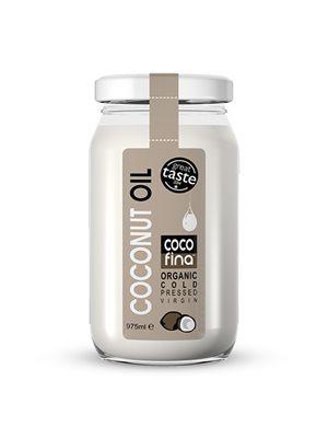 Kokosolie koldpresset jomfru Ø Cocofina