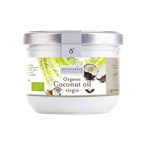 Billede af Kokosolie koldpresset jomfru Ø