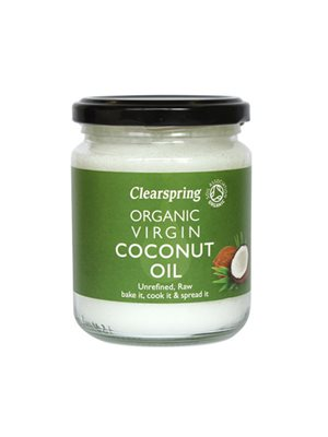Kokosolie koldpresset Ø