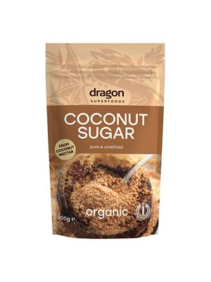 Kokossukker Ø - Dragon  Superfoods