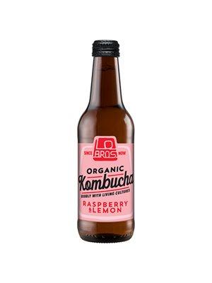 Kombucha Raspberry & Lemon Ø