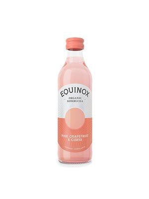 Kombucha te Pink Grape/Guava Ø