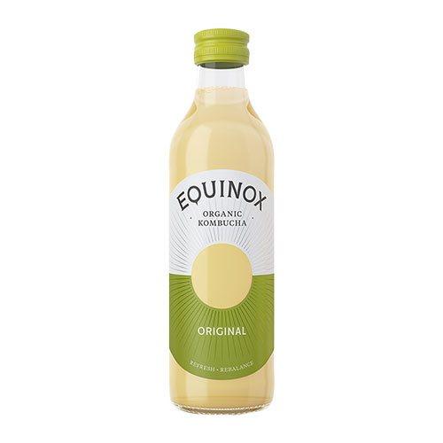 Equinox Kombucha Te Raw Original Ø