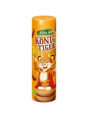 Konge Tiger kiks Ø Allos
