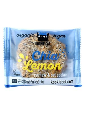 Kookie Cat Chia lemon Ø