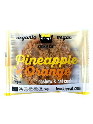 Kookie Cat Pineapple orange Ø