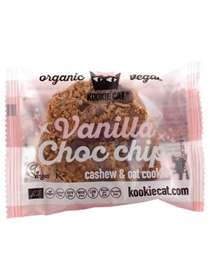 Kookie Cat Vanilla choc chip Ø