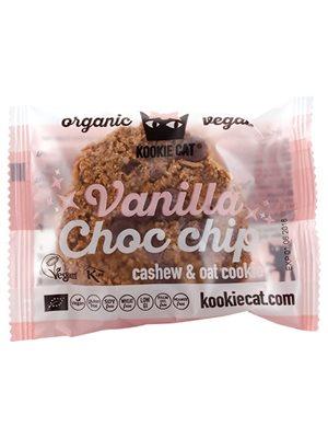 Kookie Cat Vanilla choc chip Ø